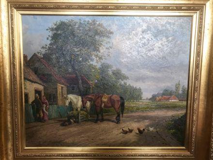 SAMUEL JOSEPH CLARK (1841-1928)