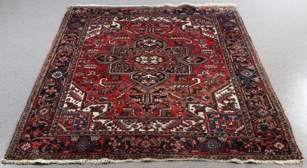 Старинный персидский ковёр HERIZ