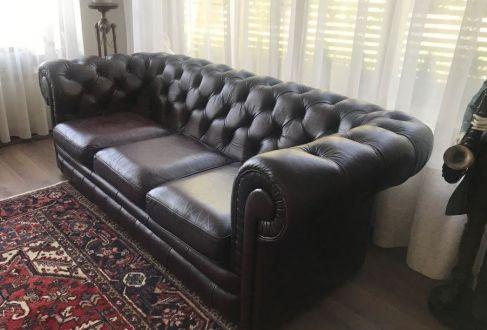 Dīvāns Chesterfield